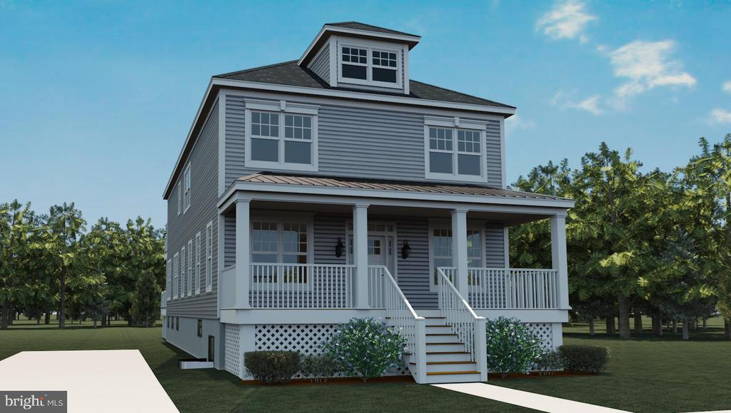 Beautiful New Home for April 2020, Actual May Vary - 6450 HOLYOKE DR, ANNANDALE
