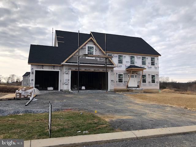 Single Family Homes 용 매매 에 Greencastle, 펜실바니아 17225 미국