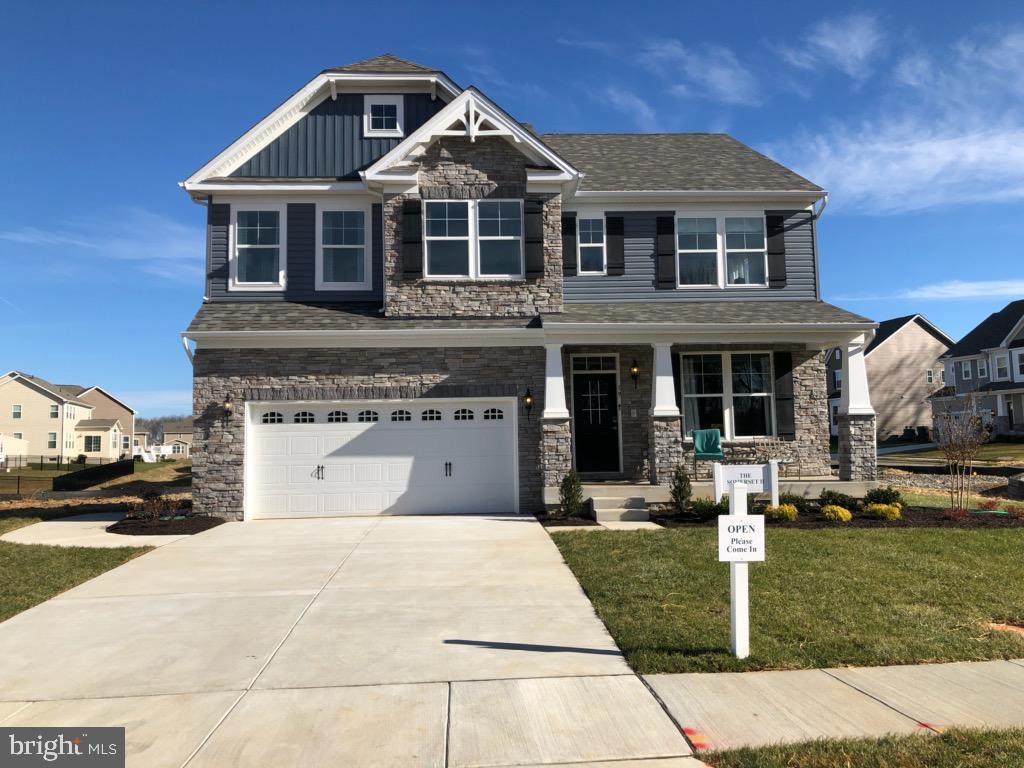 Single Family Homes для того Продажа на Fallston, Мэриленд 21047 Соединенные Штаты