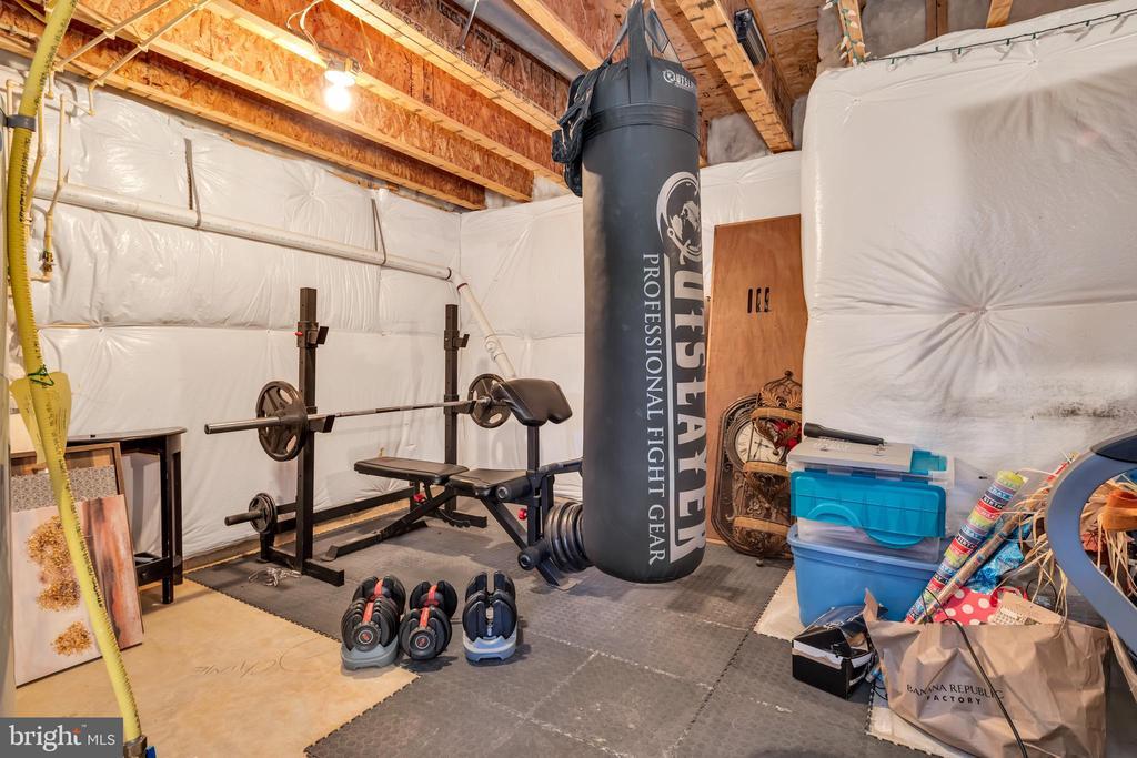 Plenty of storage - 329 SPRING BRANCH CT, PURCELLVILLE