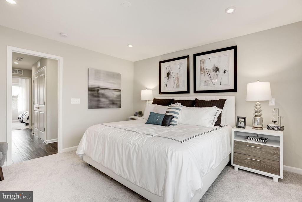 Master Bedroom - 5678 MEADOWLARK GLEN RD, DUMFRIES