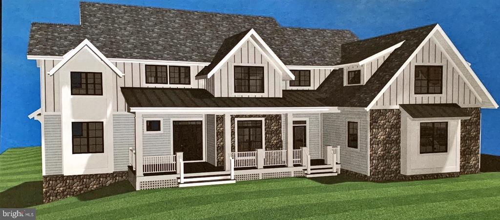 Welcome home (Artist Rendering) - 7306 GORDONS RD, FALLS CHURCH
