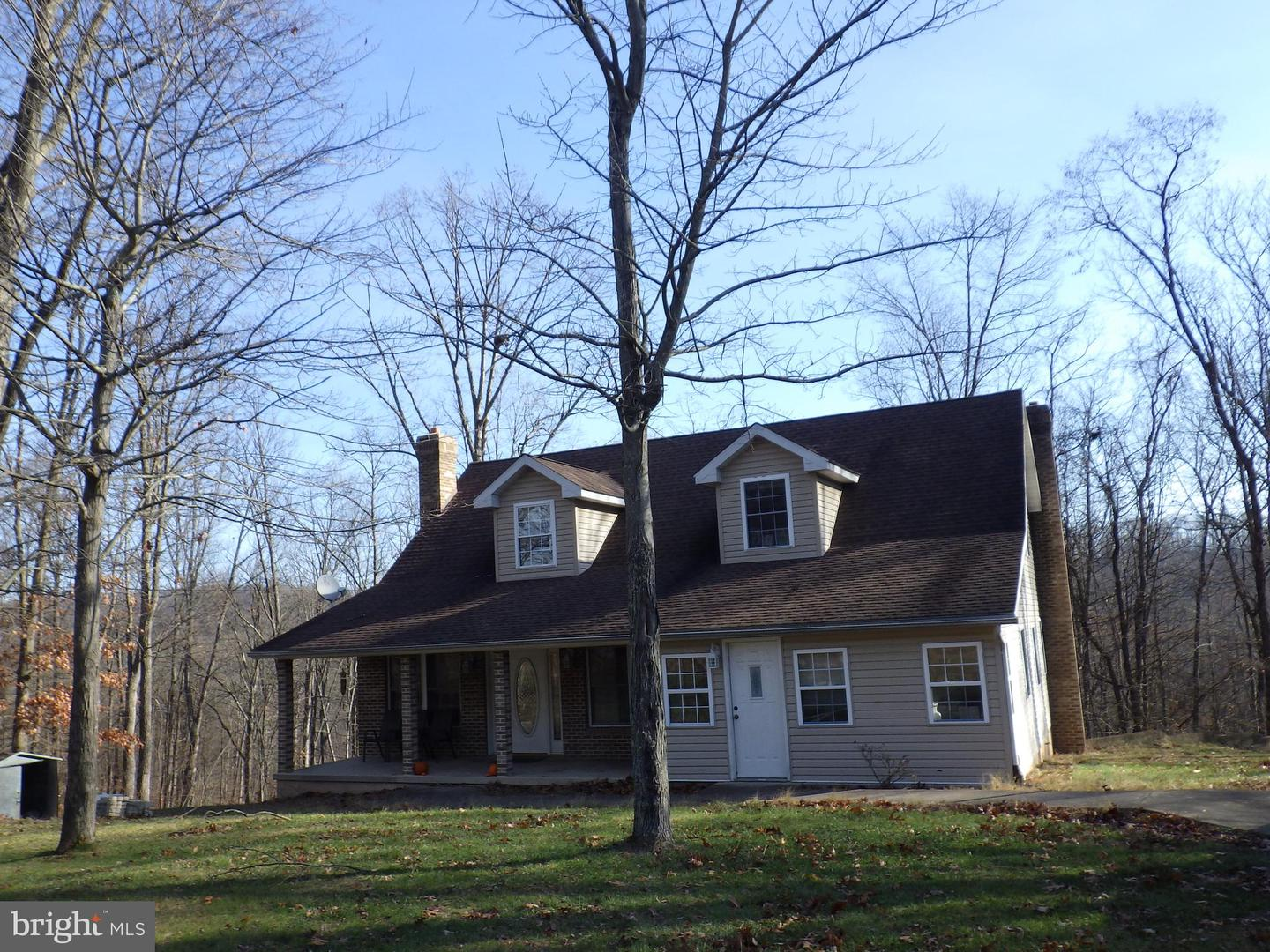 Single Family Homes por un Venta en Warfordsburg, Pennsylvania 17267 Estados Unidos