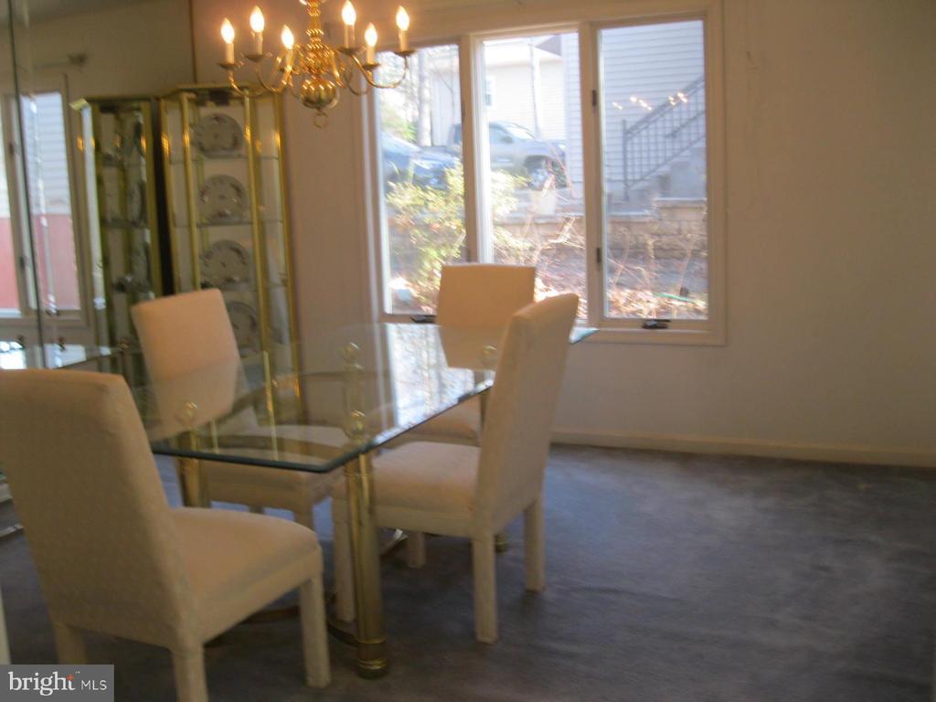 Formal Dining room - 134 HARRISON CIR, LOCUST GROVE