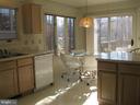 Sunny,Large Kitchen - 134 HARRISON CIR, LOCUST GROVE