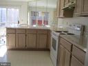 Open, light filled kitchen - 134 HARRISON CIR, LOCUST GROVE