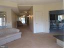 Open rec rm in walk out basement - 134 HARRISON CIR, LOCUST GROVE