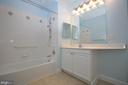 Second Bath - 501 HUNGERFORD DR #P77, ROCKVILLE