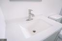 New contemporary faucet & sink - 39006 LIME KILN RD, LEESBURG