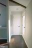 Storage closet and back door to deck & patio - 39006 LIME KILN RD, LEESBURG