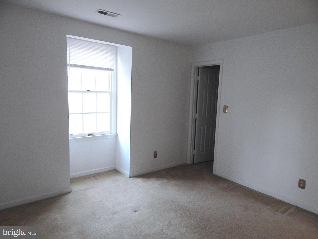 Bedroom 4 has a walk-in closet - 6205 PROSPECT ST, FREDERICKSBURG