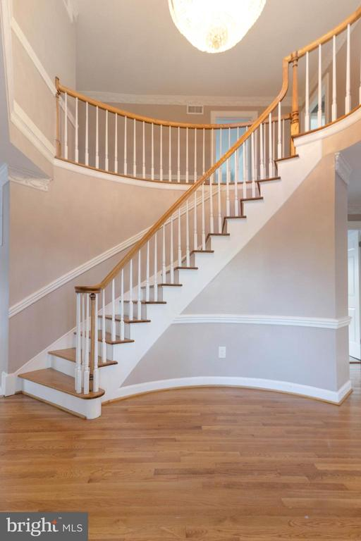 A real wow factor as you walk in! - 3608 SOUTH PL #5, ALEXANDRIA