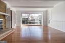 Another potential entertainment or dining room. - 3608 SOUTH PL #5, ALEXANDRIA