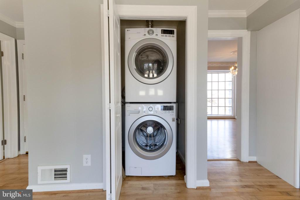 Washer/Dryer - 3608 SOUTH PL #5, ALEXANDRIA