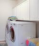 Upper level laundry - 18918 CANOE LANDING CT, LEESBURG