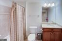 Lower level full bath - 18918 CANOE LANDING CT, LEESBURG