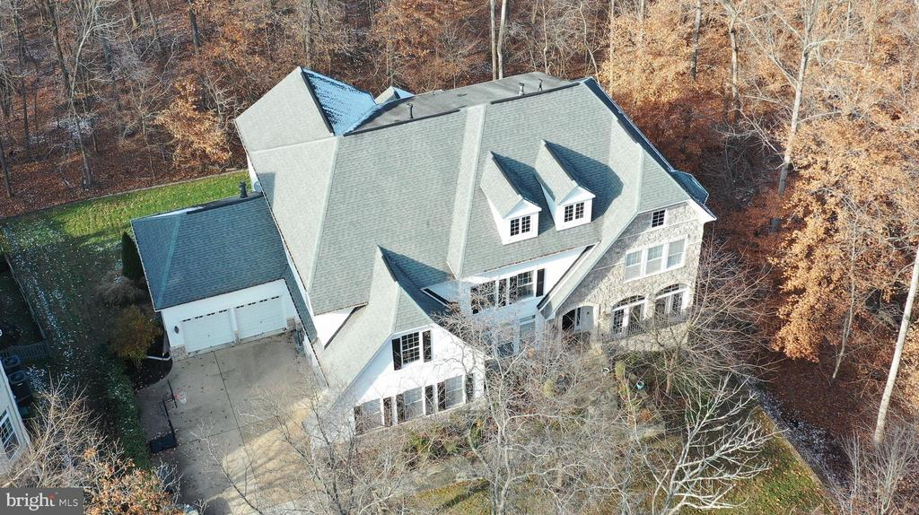 View from above - 18918 CANOE LANDING CT, LEESBURG
