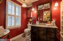 Master Bathroom - 11123 CLARA BARTON DR, FAIRFAX STATION