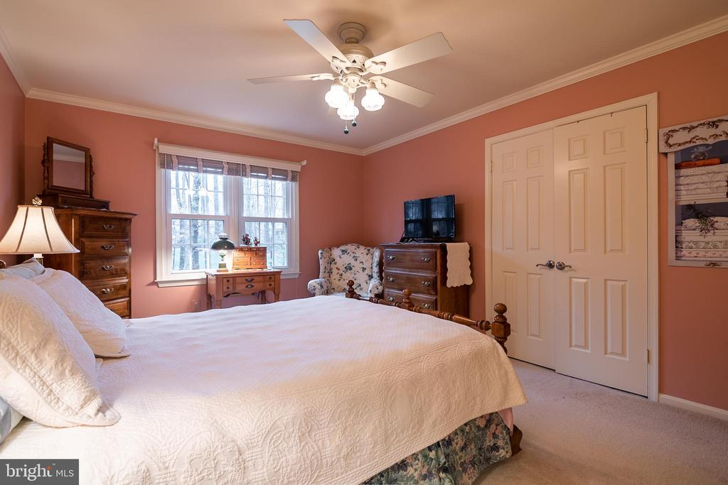 Second bedroom - 11123 CLARA BARTON DR, FAIRFAX STATION