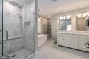 Stunning Master Bath with a Flat Screen TV! - 1 WINDSOR WAY, STAFFORD
