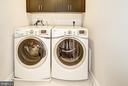 Laundry - 10846 SYMPHONY PARK DR, NORTH BETHESDA