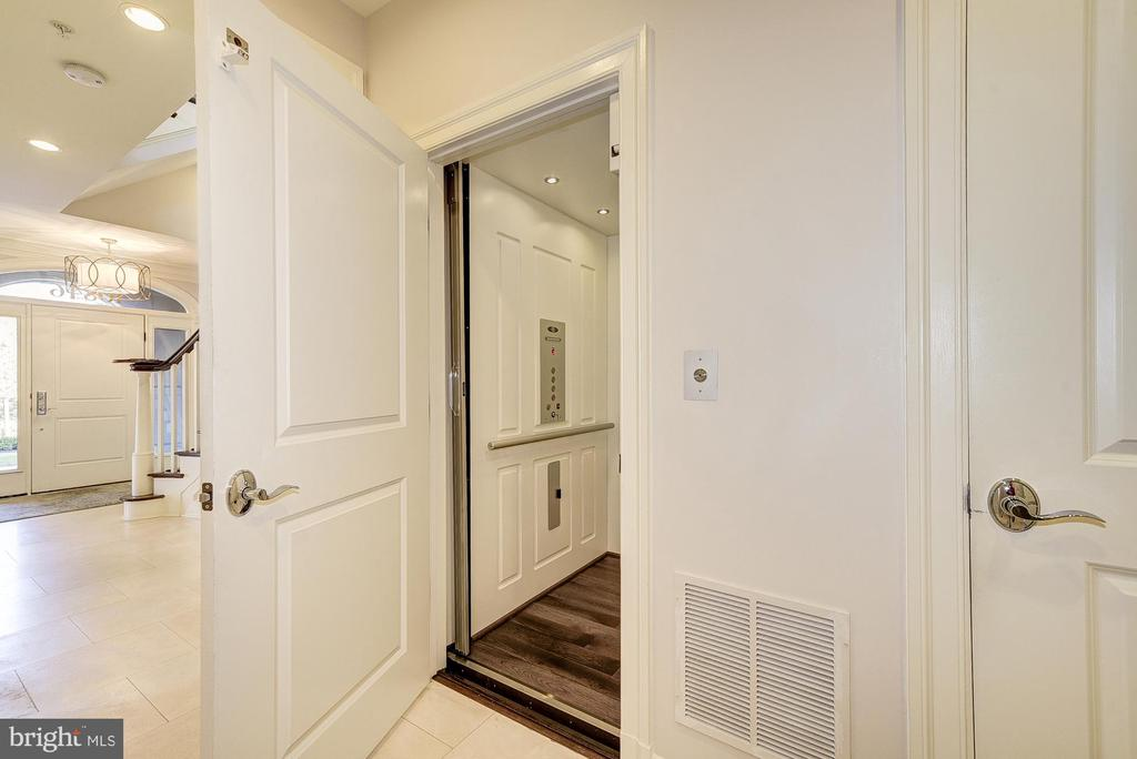 Full Service Elevator - 10846 SYMPHONY PARK DR, NORTH BETHESDA