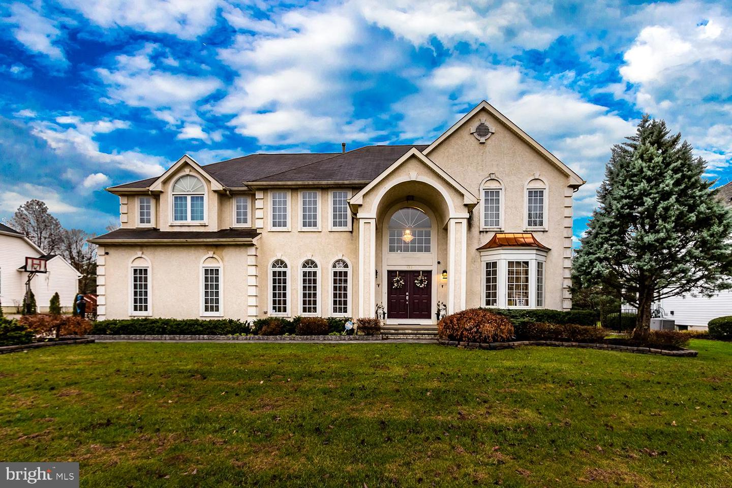 Single Family Homes vì Bán tại Mount Laurel, New Jersey 08054 Hoa Kỳ