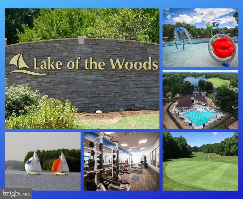 Amenity Rich community of Lake of the Woods - 224 CREEKSIDE DR, LOCUST GROVE