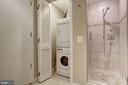 In Unit Washer / Dryer - 1632 S ST NW #1, WASHINGTON