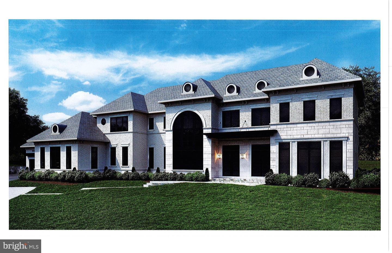 Single Family Homes pour l Vente à McLean, Virginia 22101 États-Unis