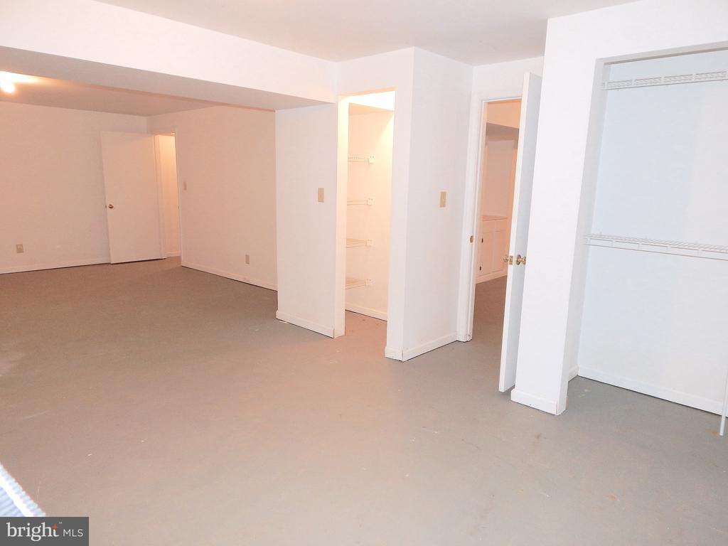 Basement - 6205 PROSPECT ST, FREDERICKSBURG