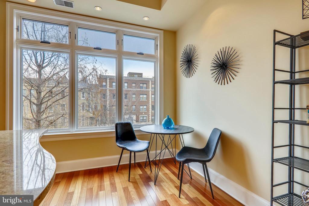 Table Space Kitchen - 1324 FAIRMONT ST NW #B, WASHINGTON