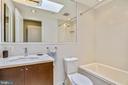 Master Bathroom #1 - 1324 FAIRMONT ST NW #B, WASHINGTON