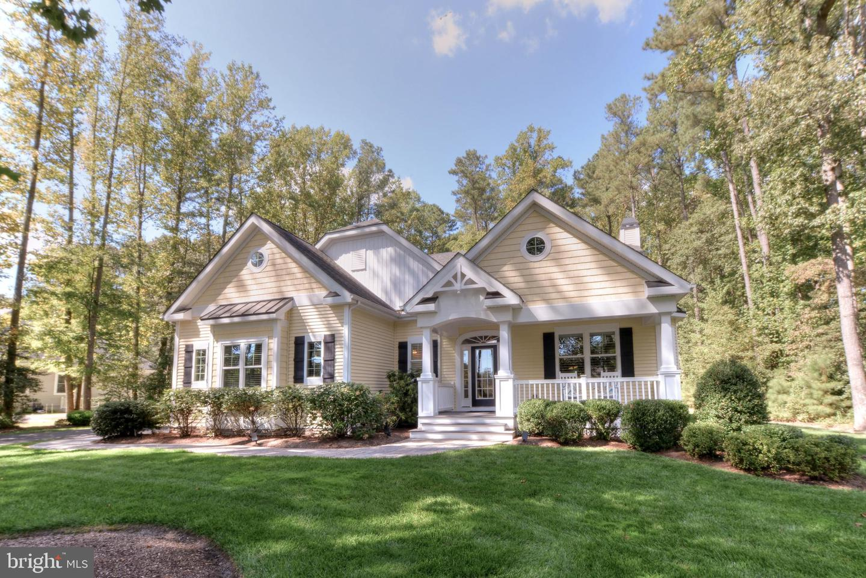 Single Family Homes pour l Vente à Harbeson, Delaware 19951 États-Unis