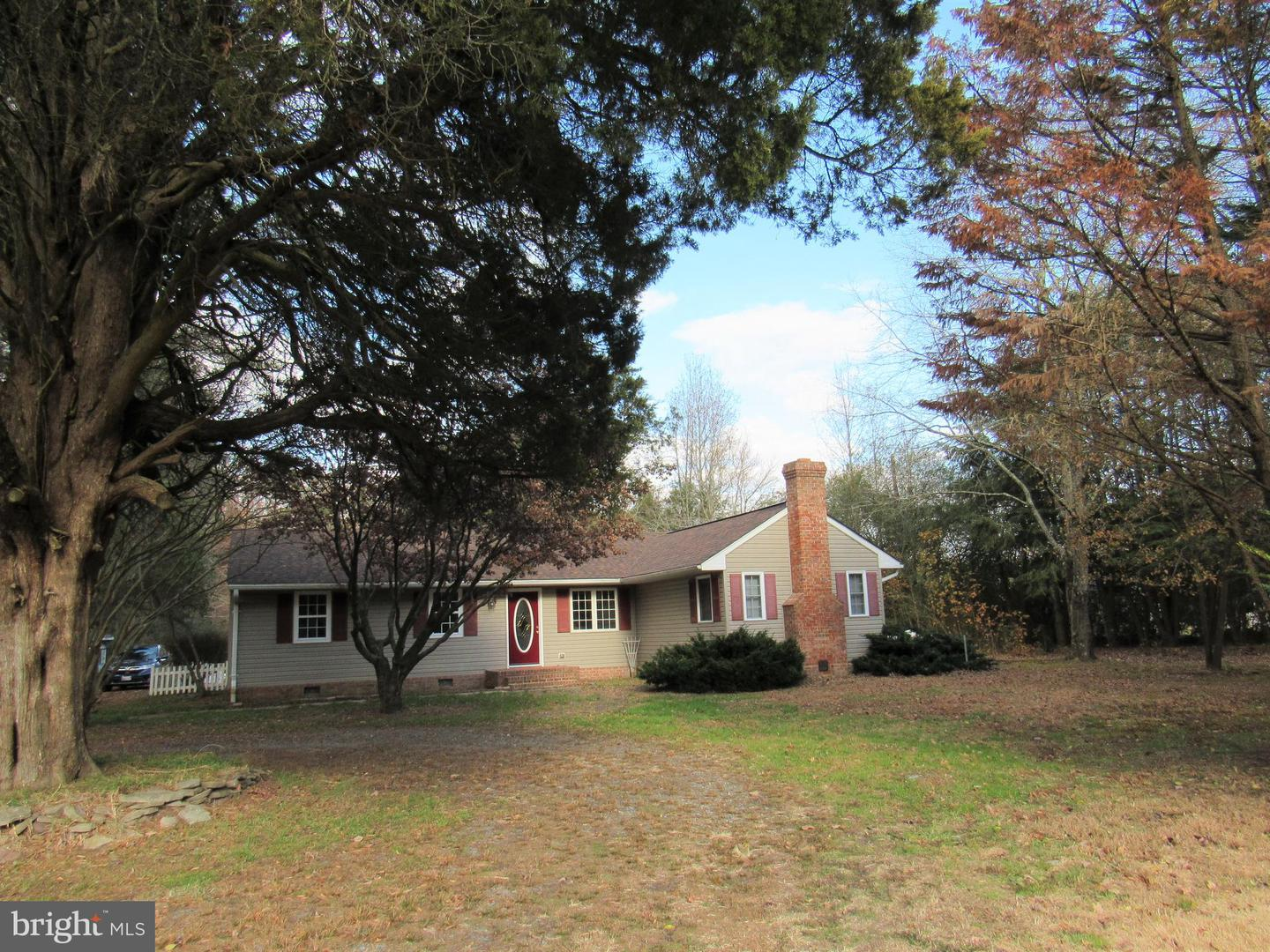 Single Family Homes for Sale at Delmar, Maryland 21875 United States