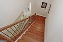 Hardwood Stairs Throughout - 22426 PHILANTHROPIC DR, ASHBURN