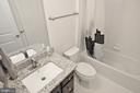 Upper Level Full Bath - 22426 PHILANTHROPIC DR, ASHBURN