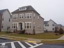 FRONT VIEW OF HOUSE AT THE END OF STREET - 13501 WINDY MEADOW LN, SILVER SPRING