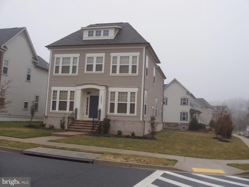 FRONT VIEW - GREAT LOCATION - 13501 WINDY MEADOW LN, SILVER SPRING