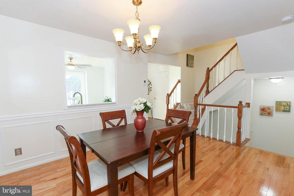 Separate Dining Room - 43869 LABURNUM SQ, ASHBURN
