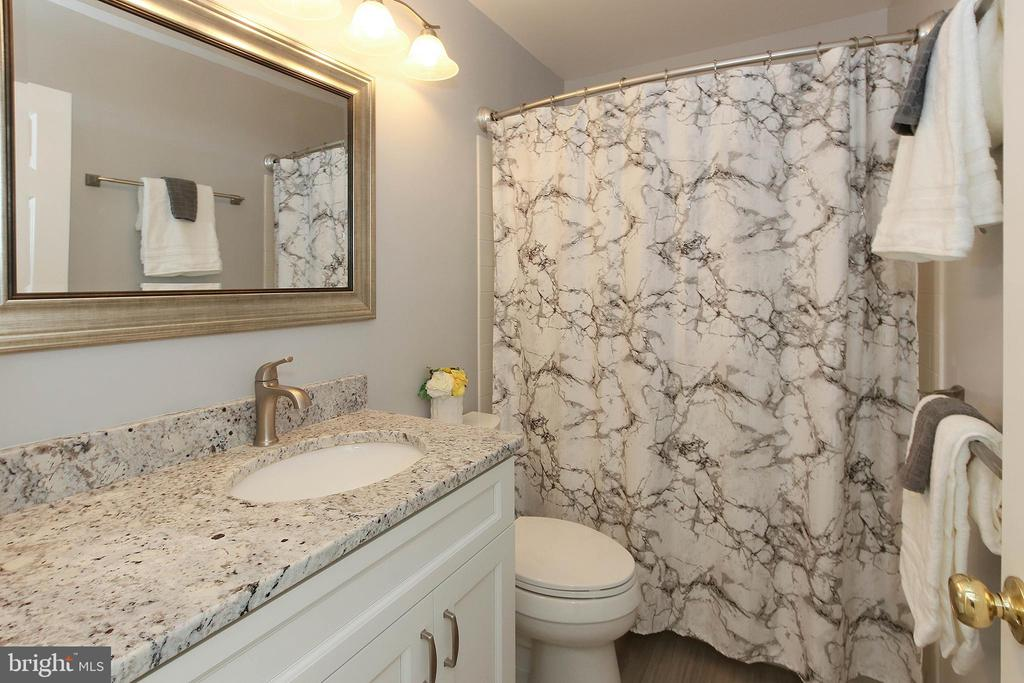 Updated Secondary Bathroom - 43869 LABURNUM SQ, ASHBURN