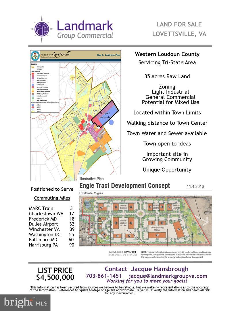 أراضي للـ Sale في Lovettsville, Virginia 20180 United States