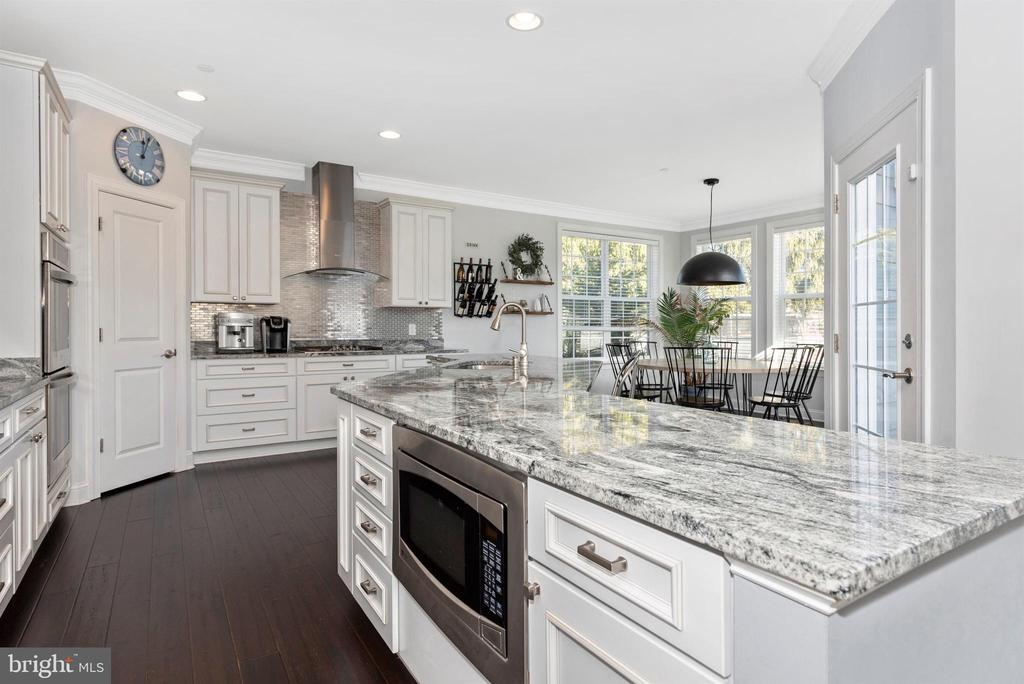 On trend granite and appliances - 7937 YELLOW SPRINGS RD, FREDERICK