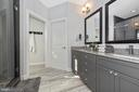Master bath or spa? - 7937 YELLOW SPRINGS RD, FREDERICK