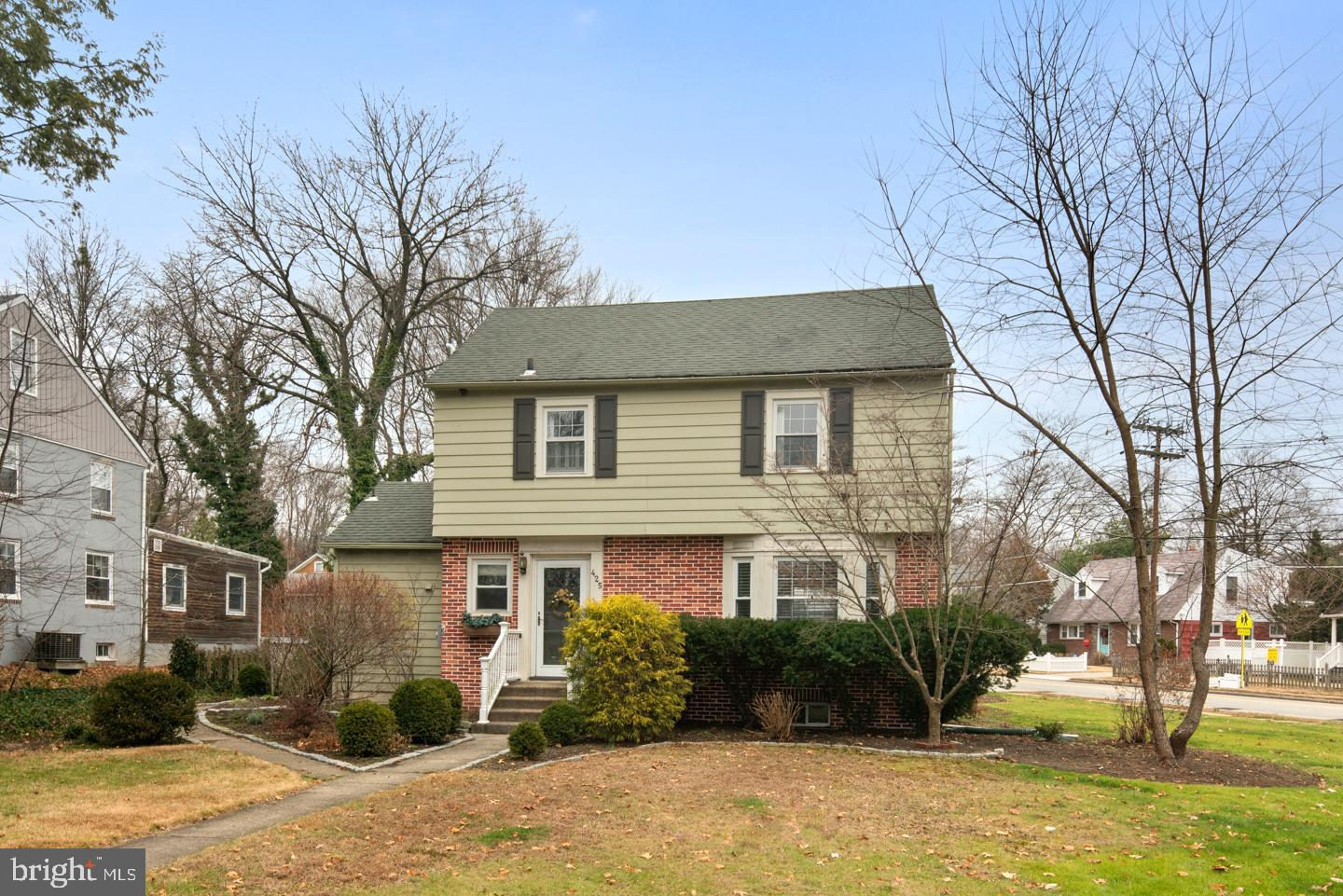 Single Family Homes for Sale at Haddon Heights, New Jersey 08035 United States