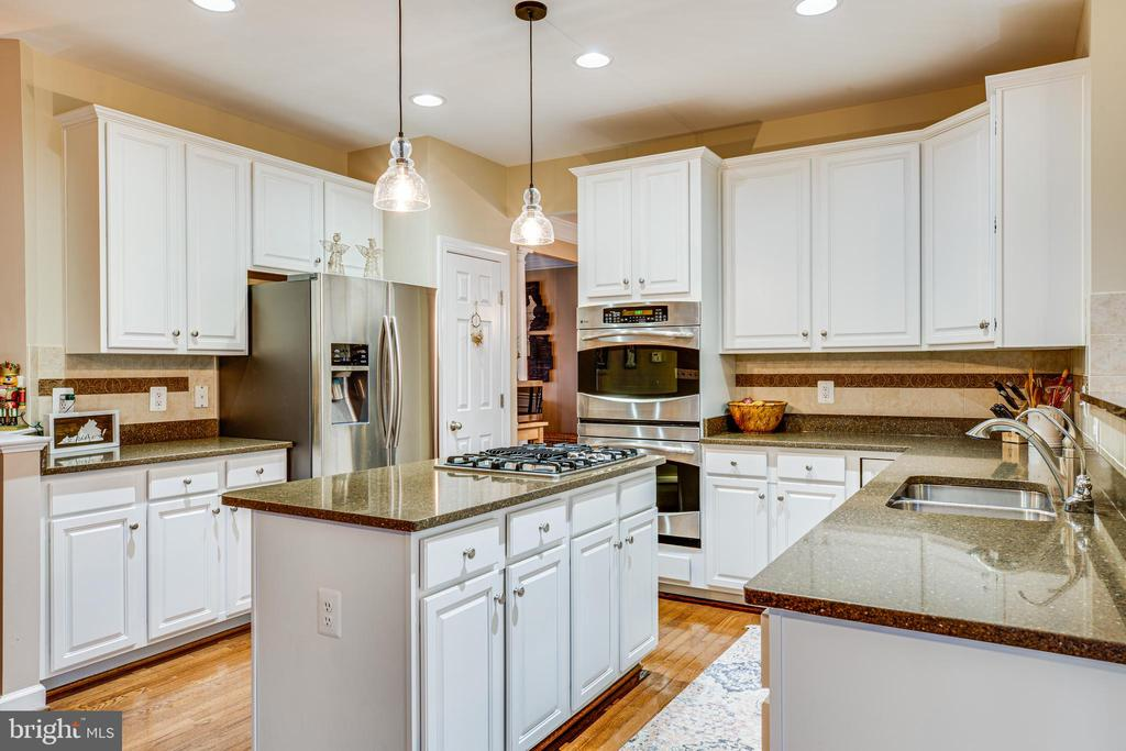 Kitchen - 4 DECOY LN, STAFFORD