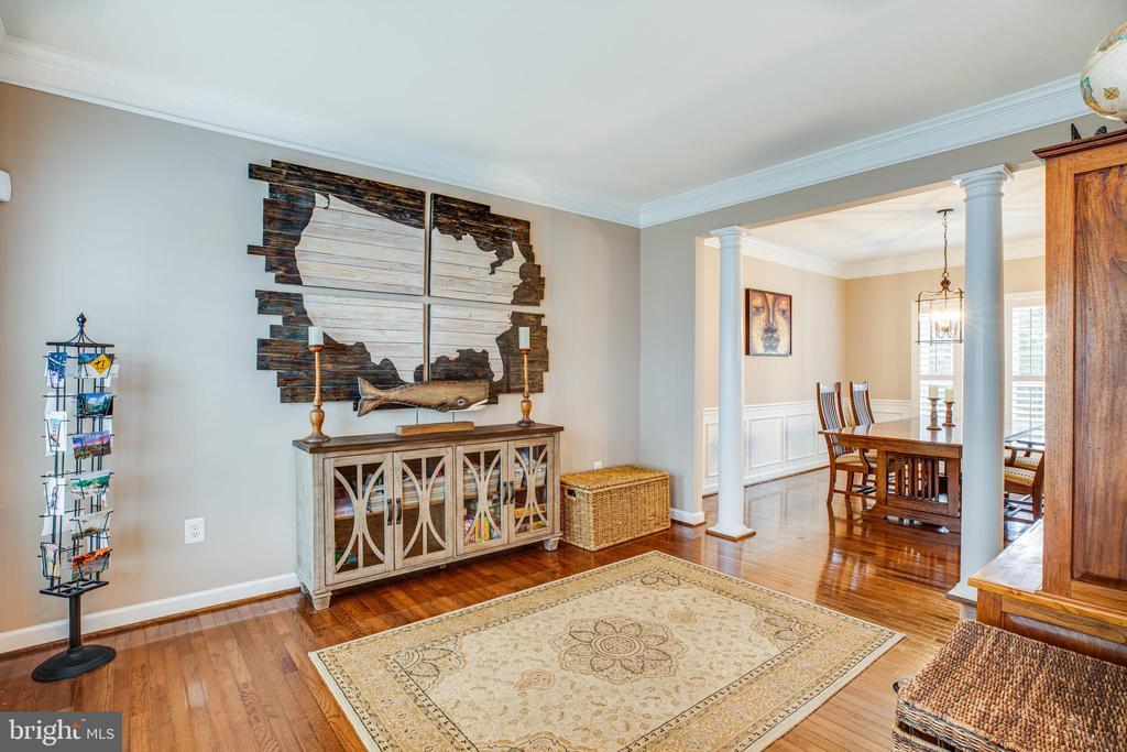 Living room - 4 DECOY LN, STAFFORD
