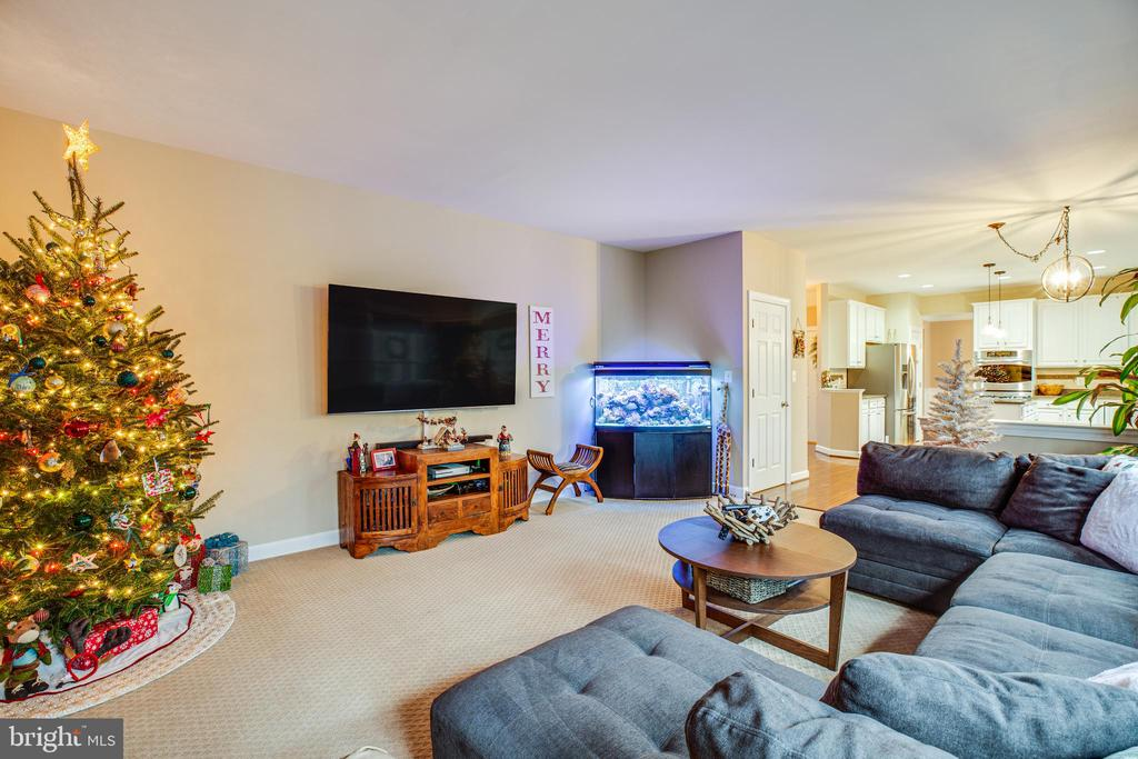 Family room - 4 DECOY LN, STAFFORD