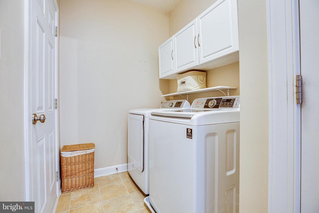 Laundry room - 4 DECOY LN, STAFFORD