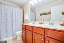 Hall bathroom - 4 DECOY LN, STAFFORD
